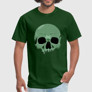 Green Skull green skull - Men's T-Shirt