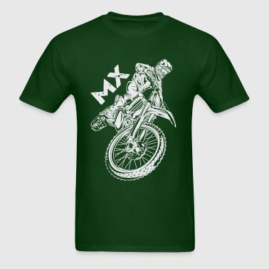 Motocross MX Rider - Men's T-Shirt