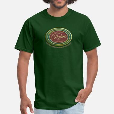 60s American Pop Wonderful Dobro - Men's T-Shirt