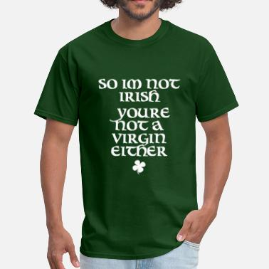 St. Paddys Saint Patricks day t-shirt - Men's T-Shirt