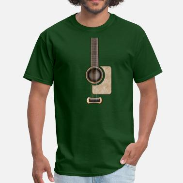 Guitar Parts - Men's T-Shirt
