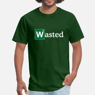 Wasted Gta Wasted Chemistry - Men's T-Shirt