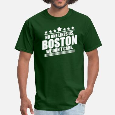 No One Likes Us Boston No One Likes Us - Men's T-Shirt