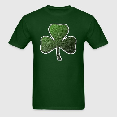 Irish Shamrock - Men's T-Shirt