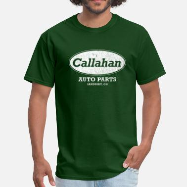 Tommy Boy Vintage Callahan Auto Parts - Men's T-Shirt