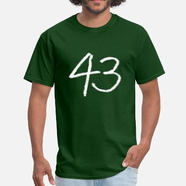 The 43 Peculiarity - Men's T-Shirt