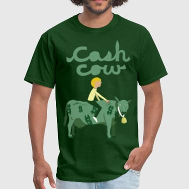 cash cow - Men's T-Shirt