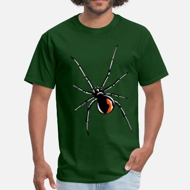 Widow Black widow spider - Men's T-Shirt