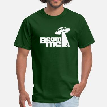 Beam Me Up Scotty Beam me up 2.1 - Men's T-Shirt