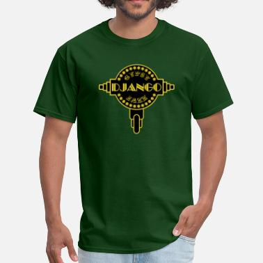 Gypsy Django Gypsy Jazz - Men's T-Shirt