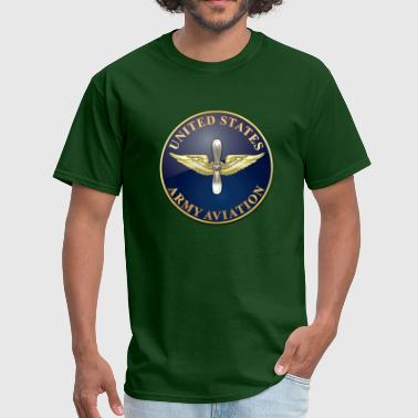 Doctrine Aviation Branch Plaque - Men's T-Shirt