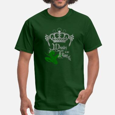 Draco Malfoy Weasley is Our King - Men's T-Shirt