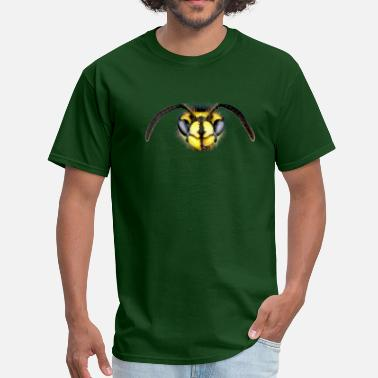 wasp head - Men's T-Shirt