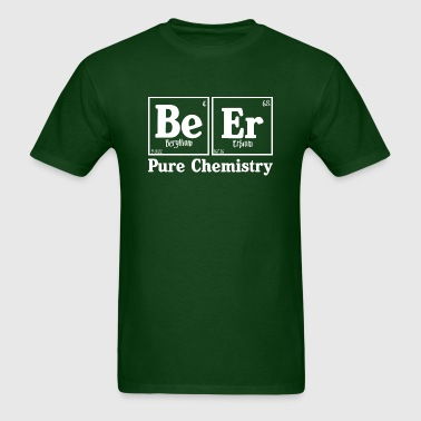 Pure Chemistry 2 (dark) - Men's T-Shirt