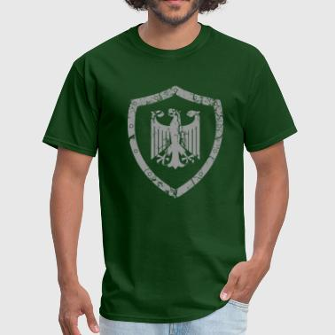 German Eagle Shield - Men's T-Shirt