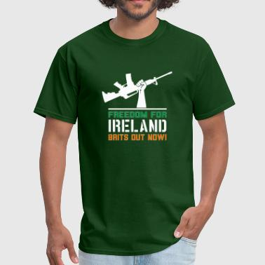 Republican Freedom for Ireland! - Men's T-Shirt