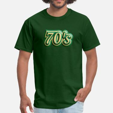 70s Pop 70's - Men's T-Shirt