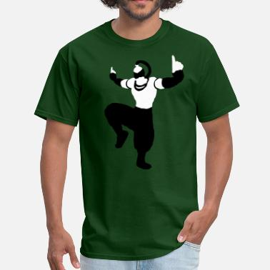 Lee-sin Lee Sin Silhouette [LoL] - Men's T-Shirt