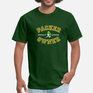 69965a22 Packers packers_owner_darkgreen - Men's T-Shirt. Men's T-Shirt.  packers_owner_darkgreen. from $20.49. Packers Love, Green Bay ...