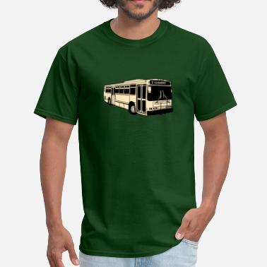 Sf Muni 2 Clement Muni Bus - Men's T-Shirt