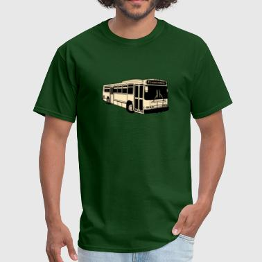 71 Haight Muni bus - Men's T-Shirt