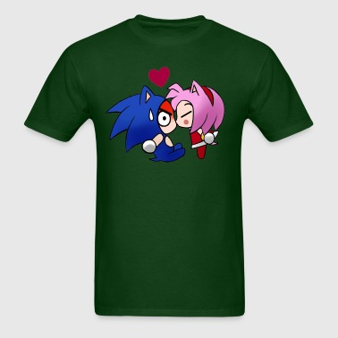 sonamy_pucca_funny - Men's T-Shirt