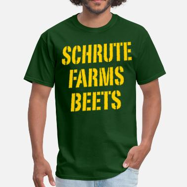 Schrute Beet Farms Schrute Farms Beets - Men's T-Shirt