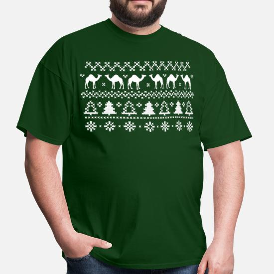 Green Day Christmas Sweater.Hump Day Camel Ugly Christmas Sweater Men S T Shirt