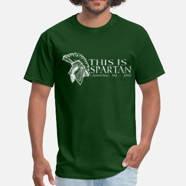 Spartans This is Spartan! - Men's T-Shirt