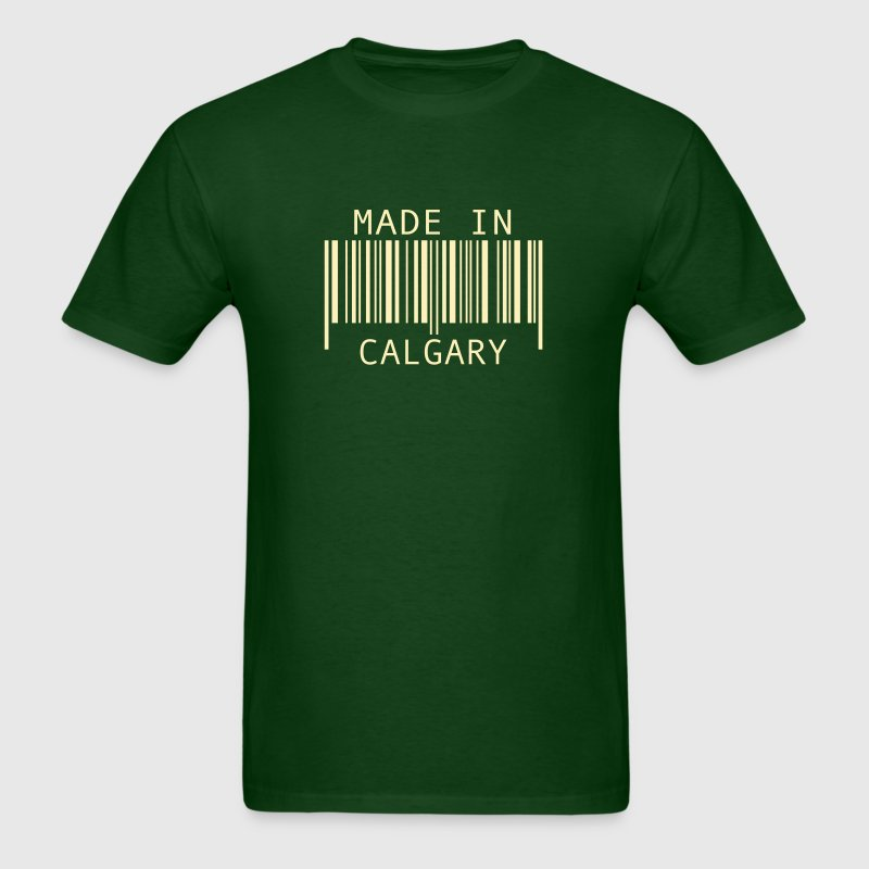 Made in Calgary - Men's T-Shirt