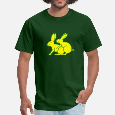 Sex Rabbit Sex Rabbits - Men's T-Shirt