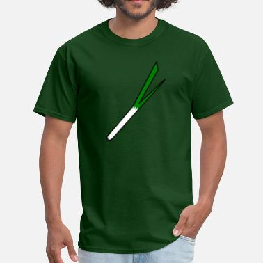 Leek Leek - Men's T-Shirt