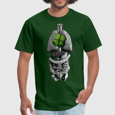 Hooligan Irish at Heart - Men's T-Shirt