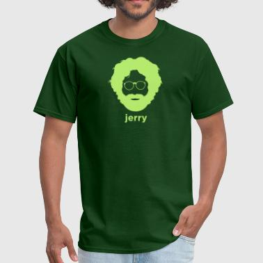 Jerry Garcia - Men's T-Shirt