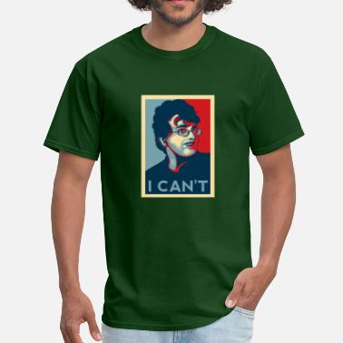 Tom Cruise Tom Can't - Men's T-Shirt