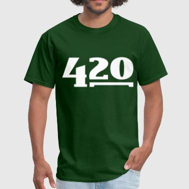 420 For 420 - Men's T-Shirt
