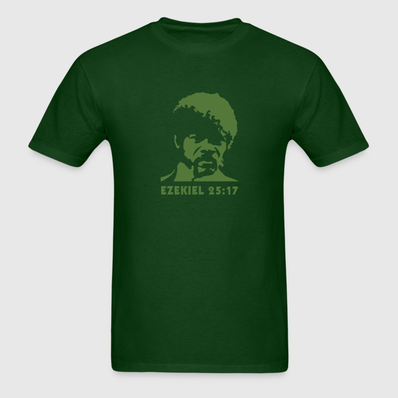 Ezekiel 25:17 - Men's T-Shirt