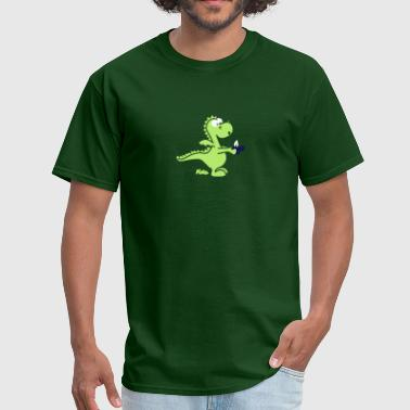Light Dragon - Men's T-Shirt