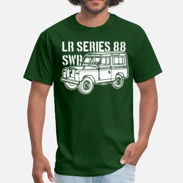 Rover Land Rover Series 88 SWB - Men's T-Shirt