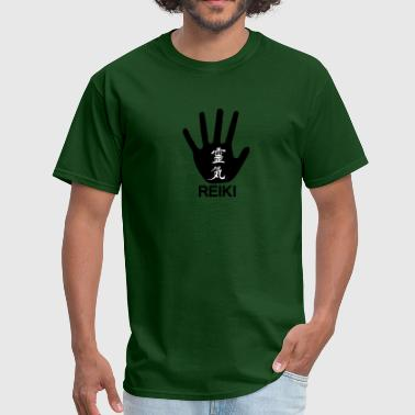 Reiki - Men's T-Shirt