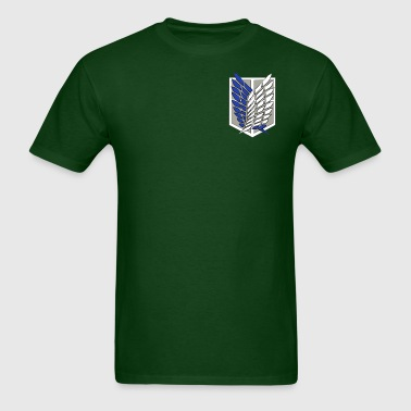 Attack on Titan - Men's T-Shirt