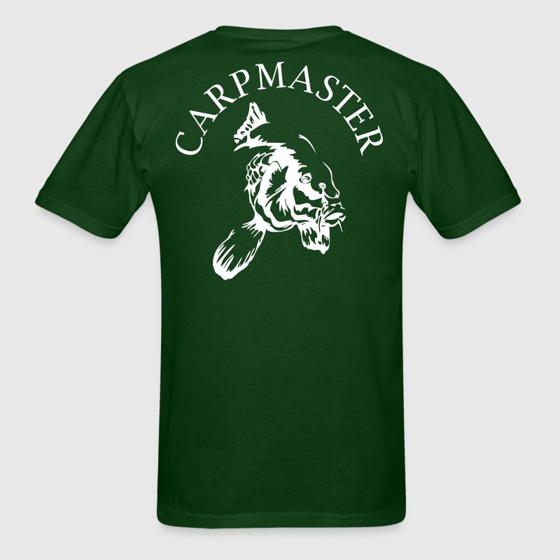 carpmaster head profil - Men's T-Shirt