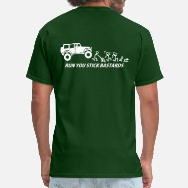 Jeep Jeep...Run - Men's T-Shirt
