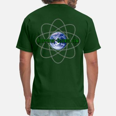 University Of Applied Sciences Biosphere.com - Men's T-Shirt