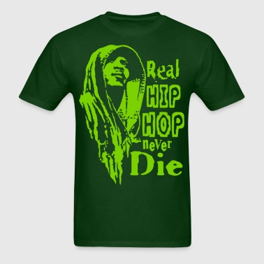 Real hip hop green - Men's T-Shirt