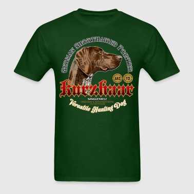gsp-kurzhaar - Men's T-Shirt