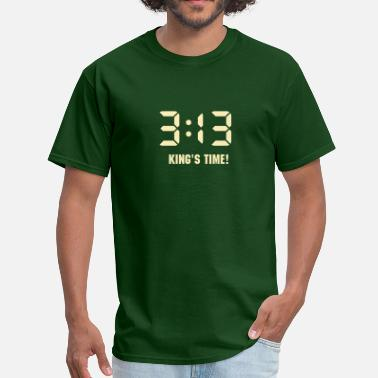 Display 3:13 - King of Time (only) 1c - Men's T-Shirt