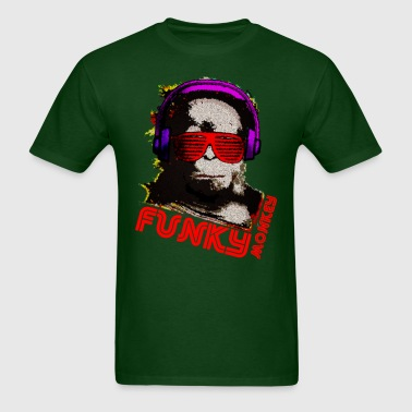 funky_monkey - Men's T-Shirt