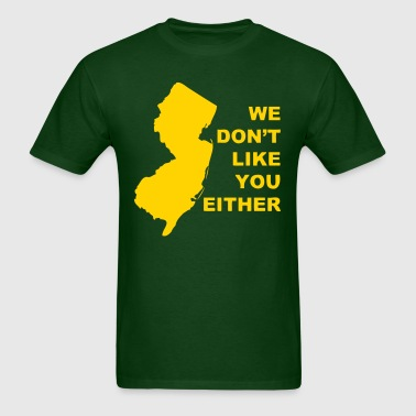NJ Motto - Men's T-Shirt