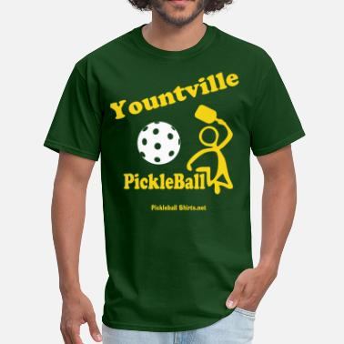 Pickleball Slam - Men's T-Shirt
